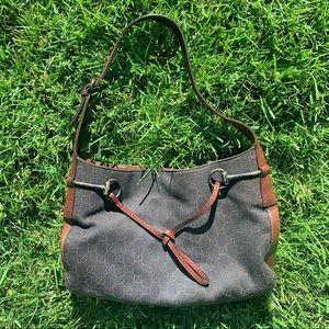 •GUCCI• Vintage Gucci Shoulder Bag